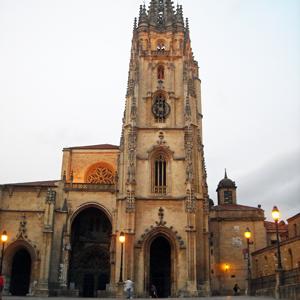 Catedral Oviedo