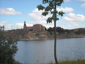iglesia del Castillo Montamarta