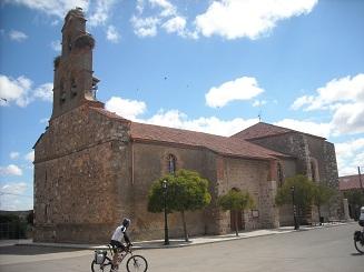 iglesia san miguel Montamarta