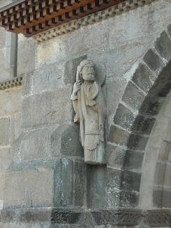 santiago peregrino - santa marta de tera - camino sanabrés