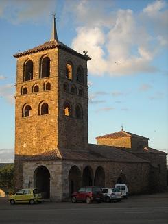 torre monasterio tábara