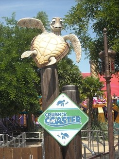 Nemo Crush's Coaster