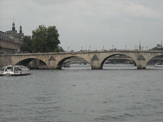 puentes en el sena