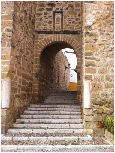 Arco de la Rosa de Marchena