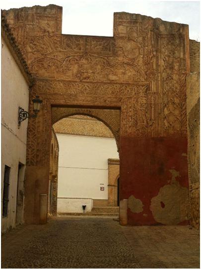 Puerta del Tiro - Arco Palacio Ducal