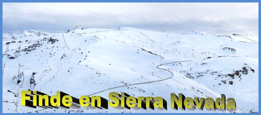 finde en sierra nevada