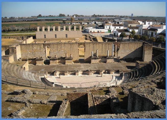 teatro de itálica