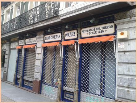 Turronería Ivañez