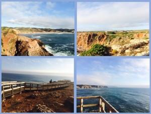 Atlántico en Parque Natural Alentejo