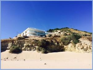 Casa con vistas en Salema