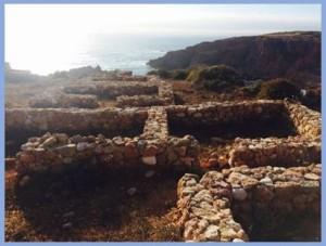 Ruinas musulmanas en Alentejo