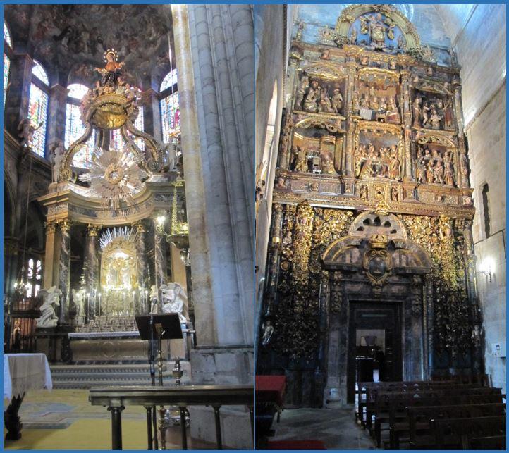Interior Catedral de lugo