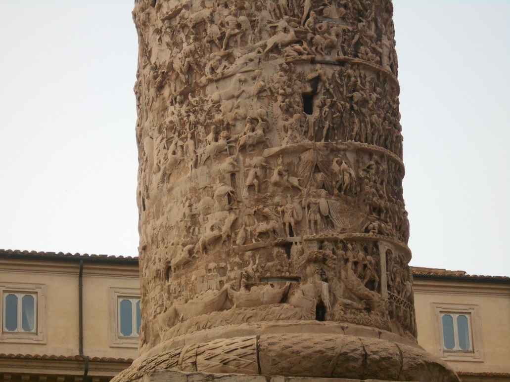 COLUMNA MARCO AURELIO - ROMA