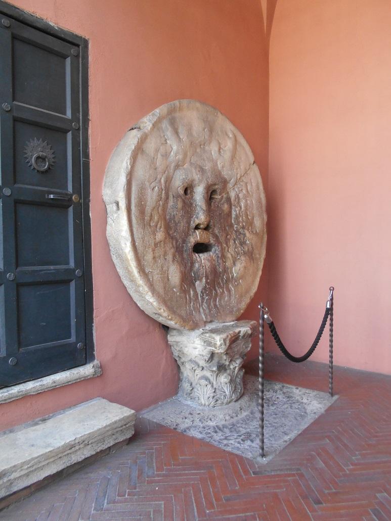 BOCCA DA VERITÁ - ROMA