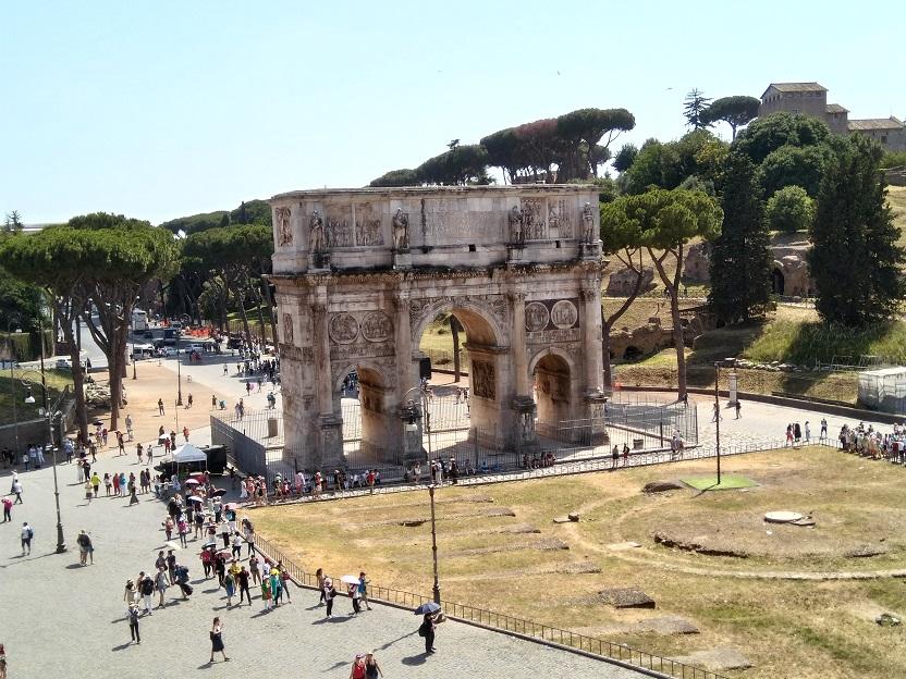 ARCO CONSTANTINO - ROMA