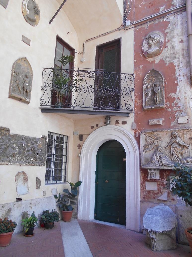 S PIETRO IN CAPITE - ROMA