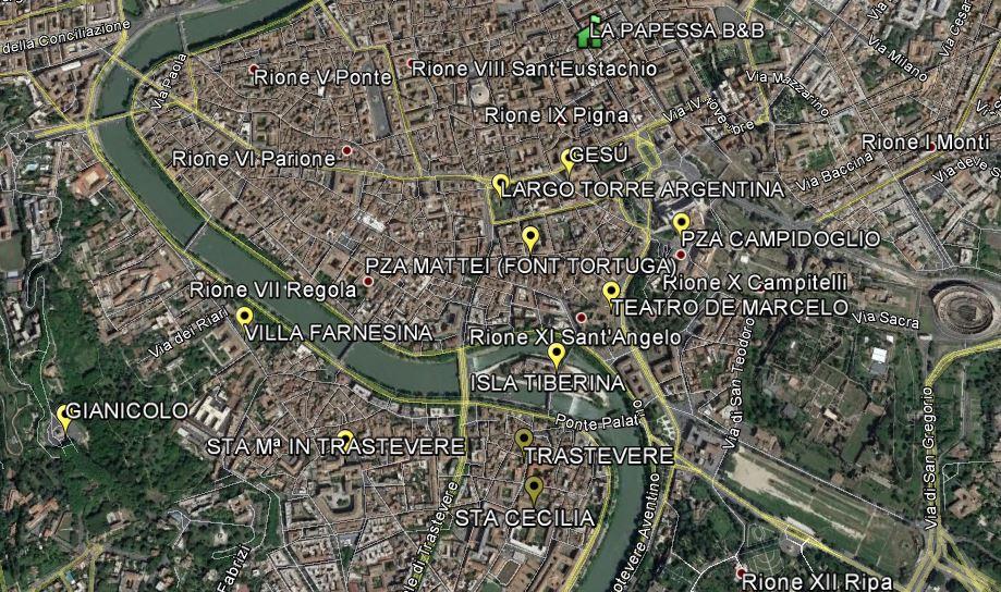 RUTA DÍA 3 ROMA