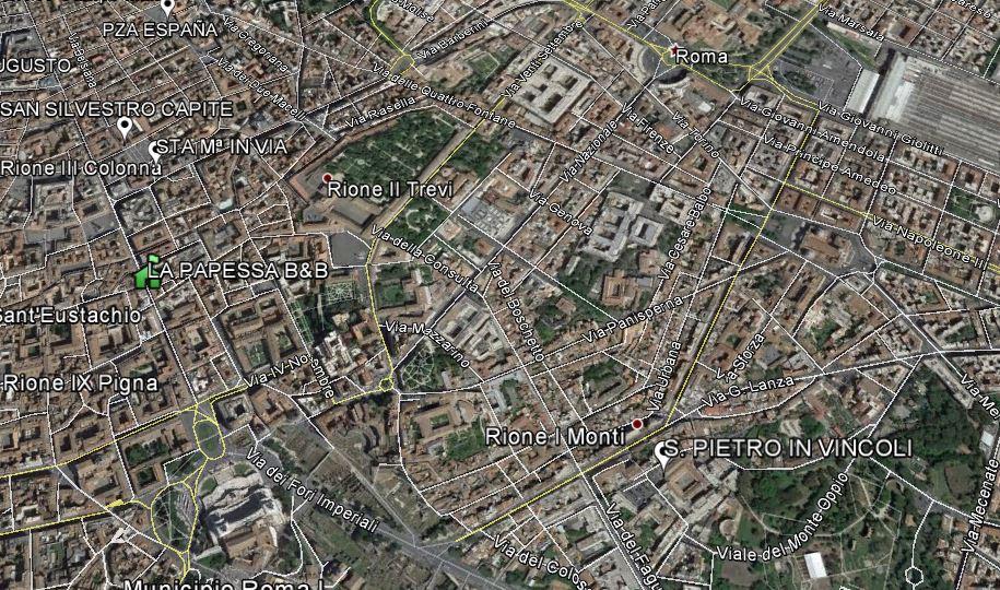RUTA DÍA 5 ROMA