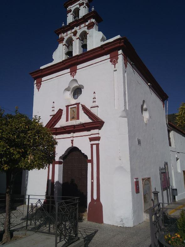 Ermita de la Trinidad - Almonaster la Real