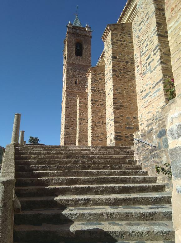 Iglesia de San Martín - Almonaster la Real