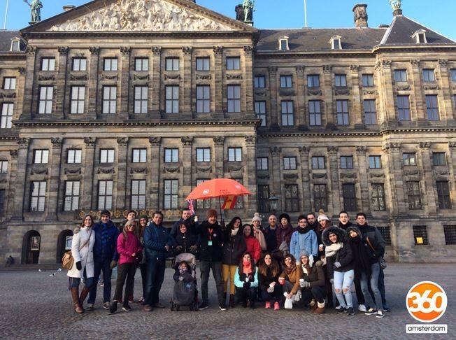 360 free tour Ámsterdam