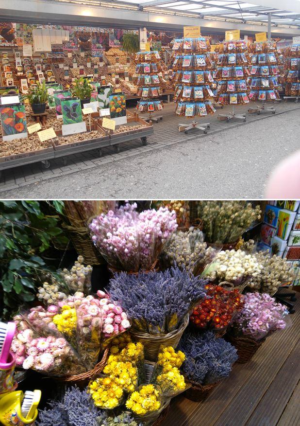 Mercado de las Flores - Ámsterdam