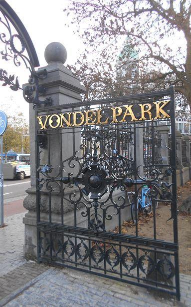 Reja de Vondelpark